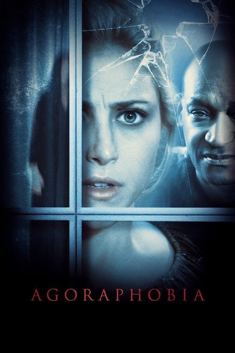 """AGORAPHOBIA"" Movie Poster (Hi Res)"