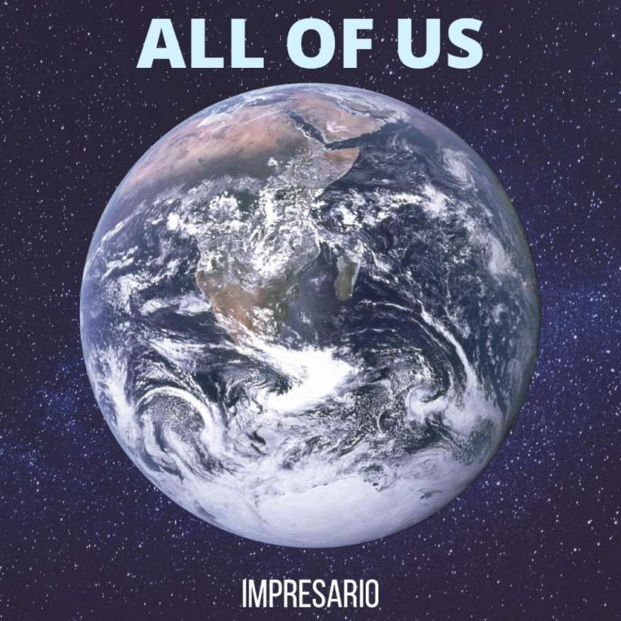 All of Us LP Cover