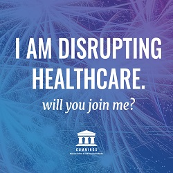 CGI #disruptinghealthcare