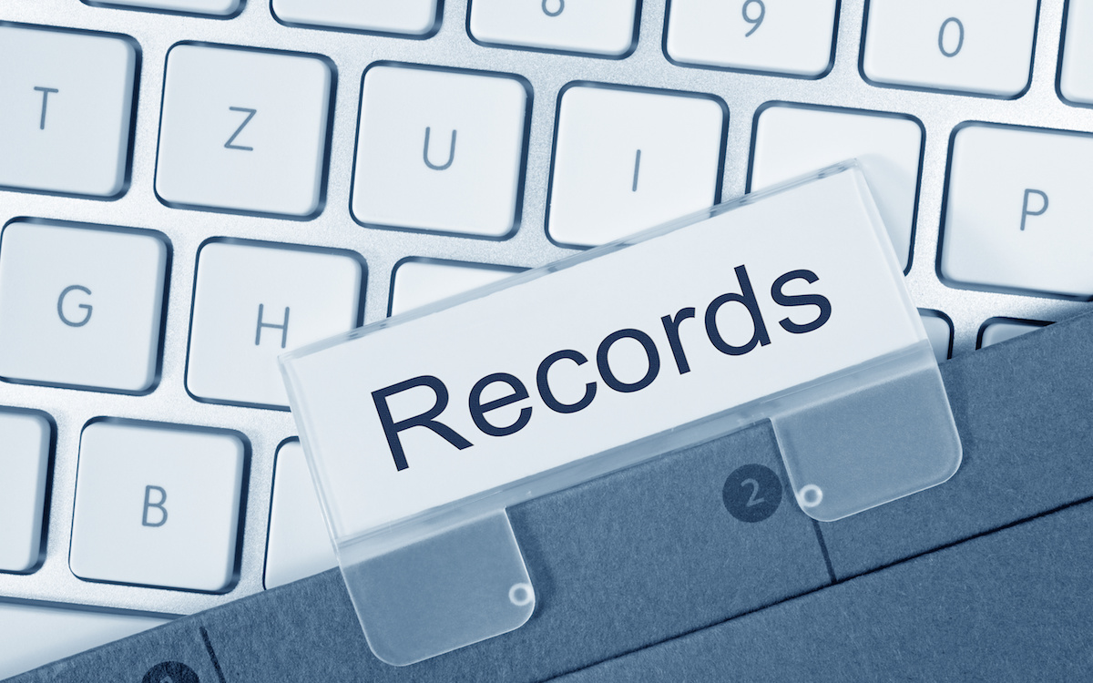Commercial Records Center records management