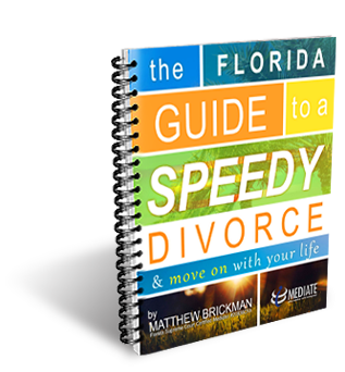 Florida Guide To A Speedy Divorce