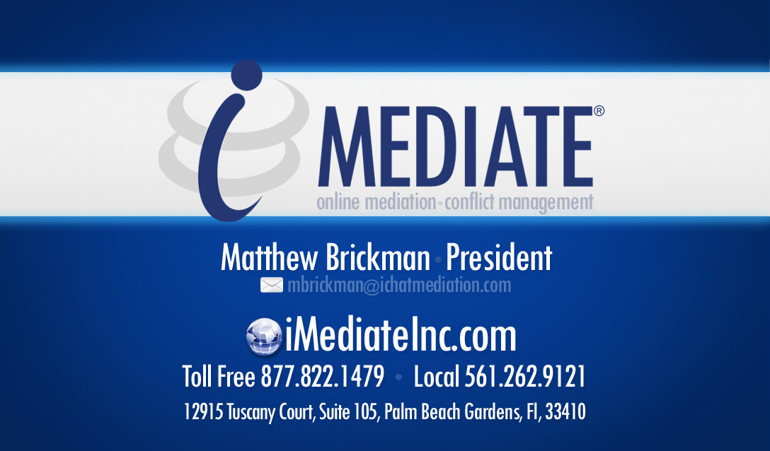 Florida Online Mediation via Virtual Mediator