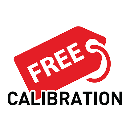 Free calibration promotes data accuracy