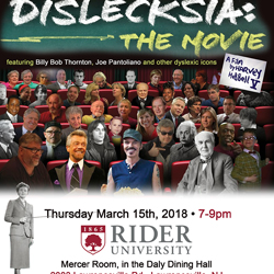 FREE Screening March 15th 7p-9p