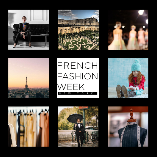 FRENCH FASHION WEEK NY