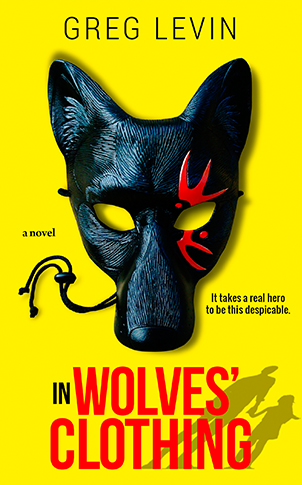 In Wolves' Clothing front cover