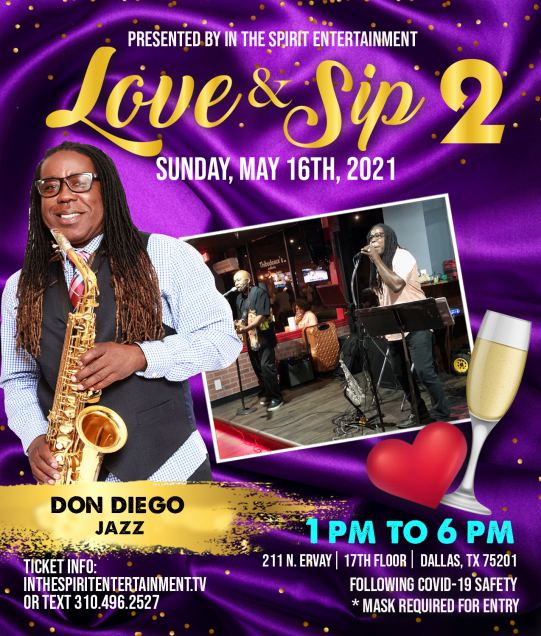 Love And Sip 2 Don Diego