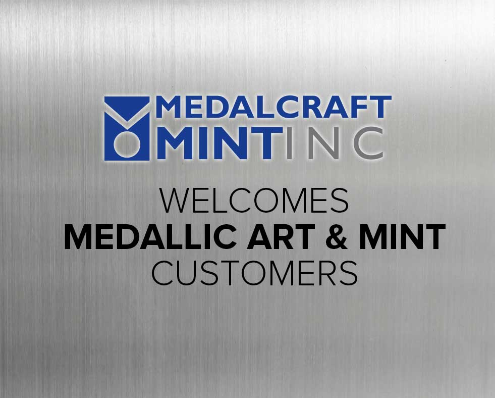 Medalcraft Mint purchases Medallic Art