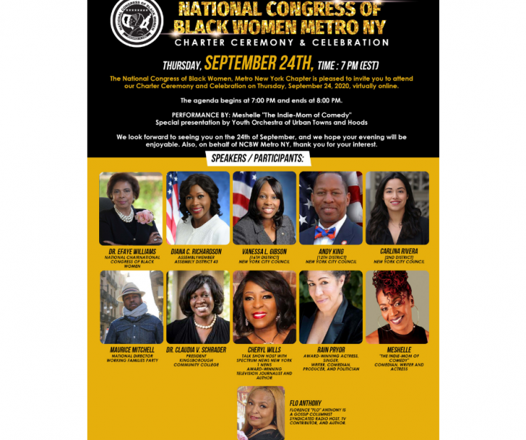 National Congress of Black Women Metro New York