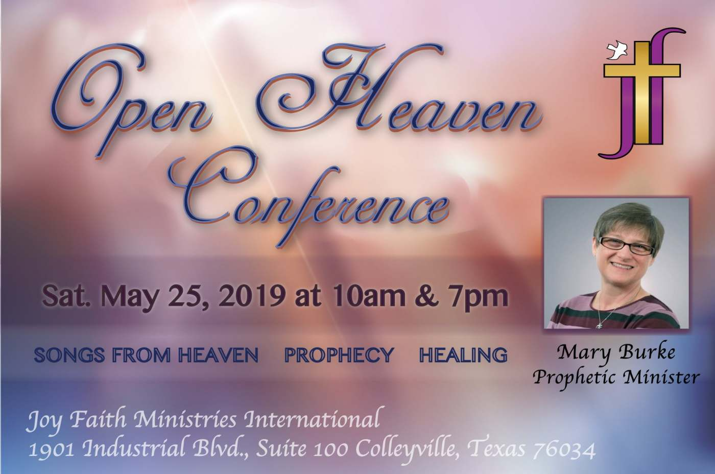 Open Heaven Conference