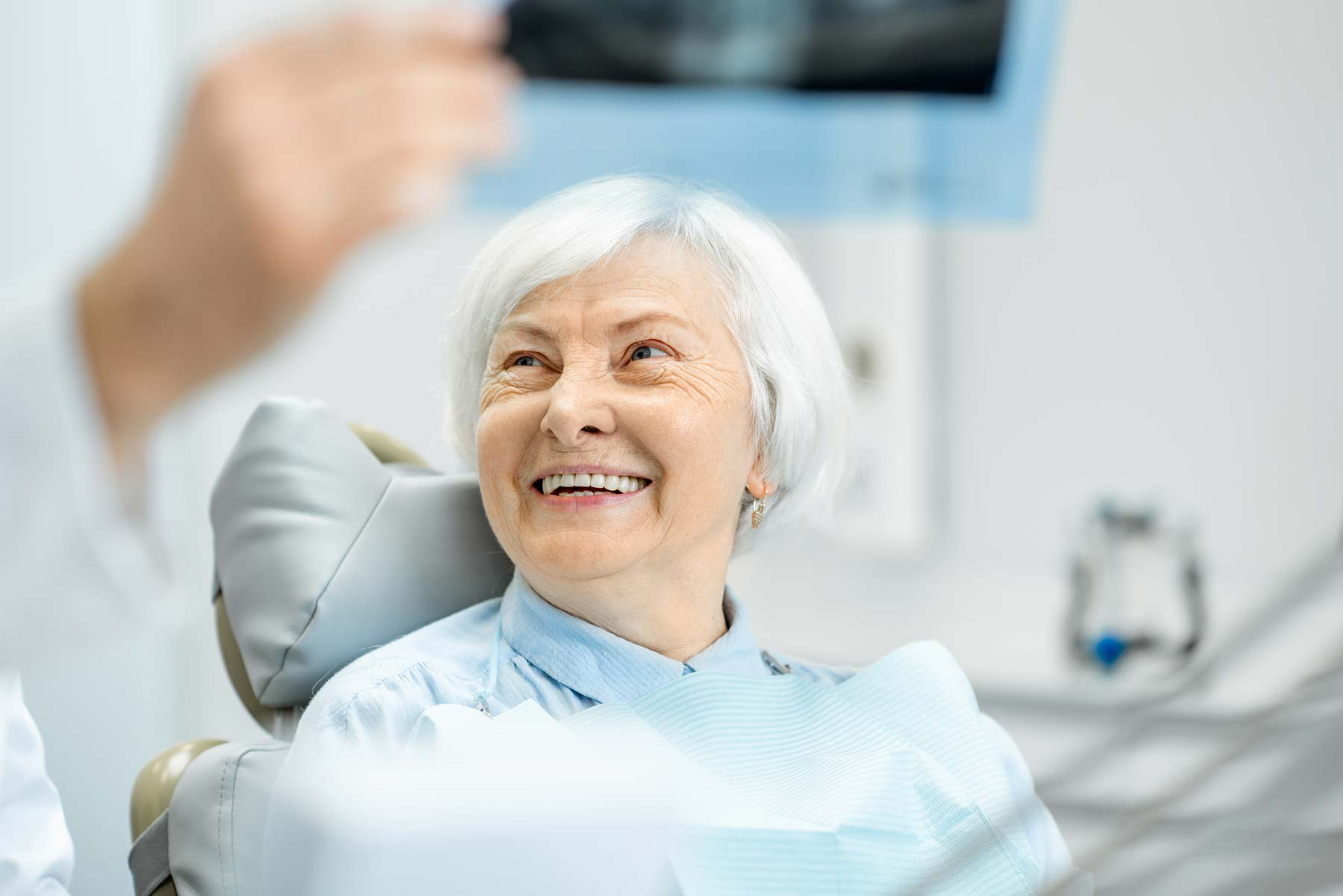 Painless root canals