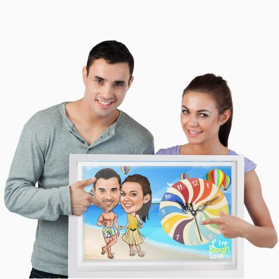 Personalised Caricature Gifts - Dezains.com