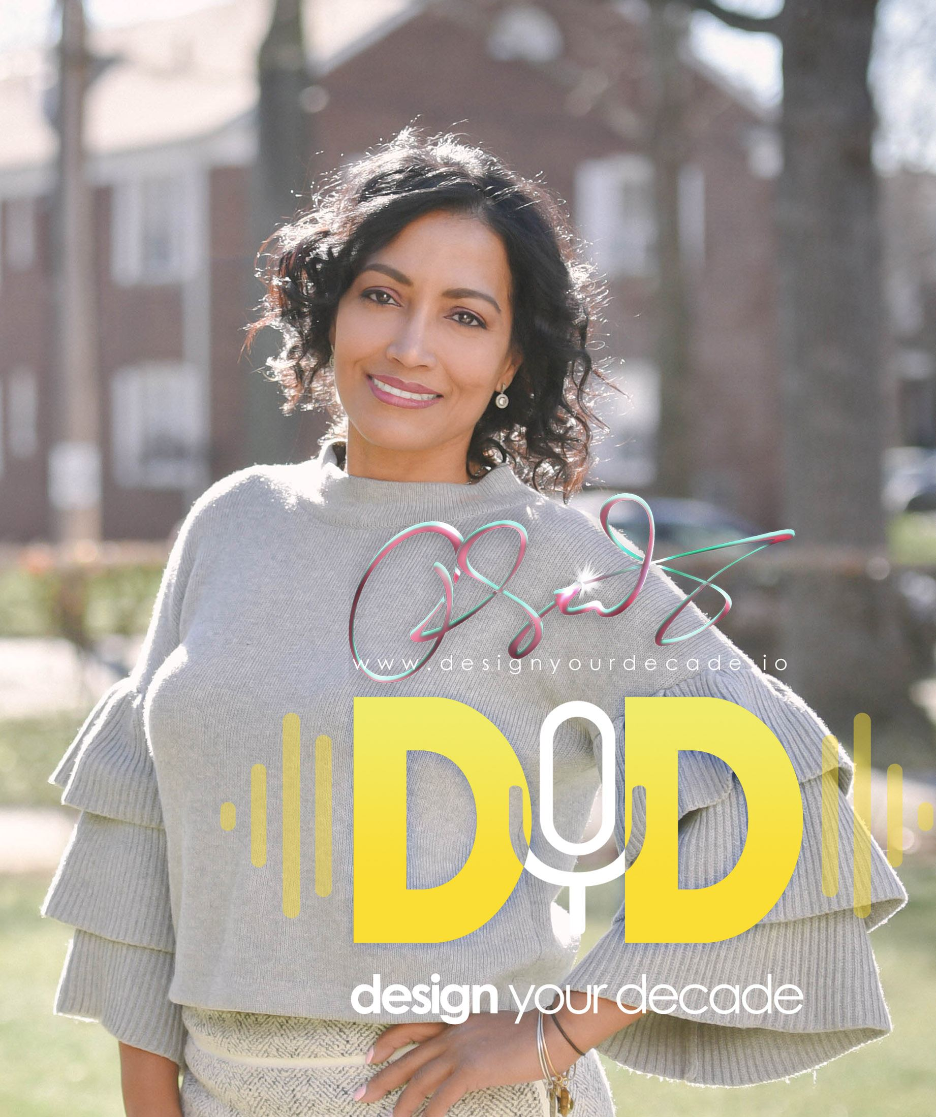 Rosann Santos Host Of Design Your Decade
