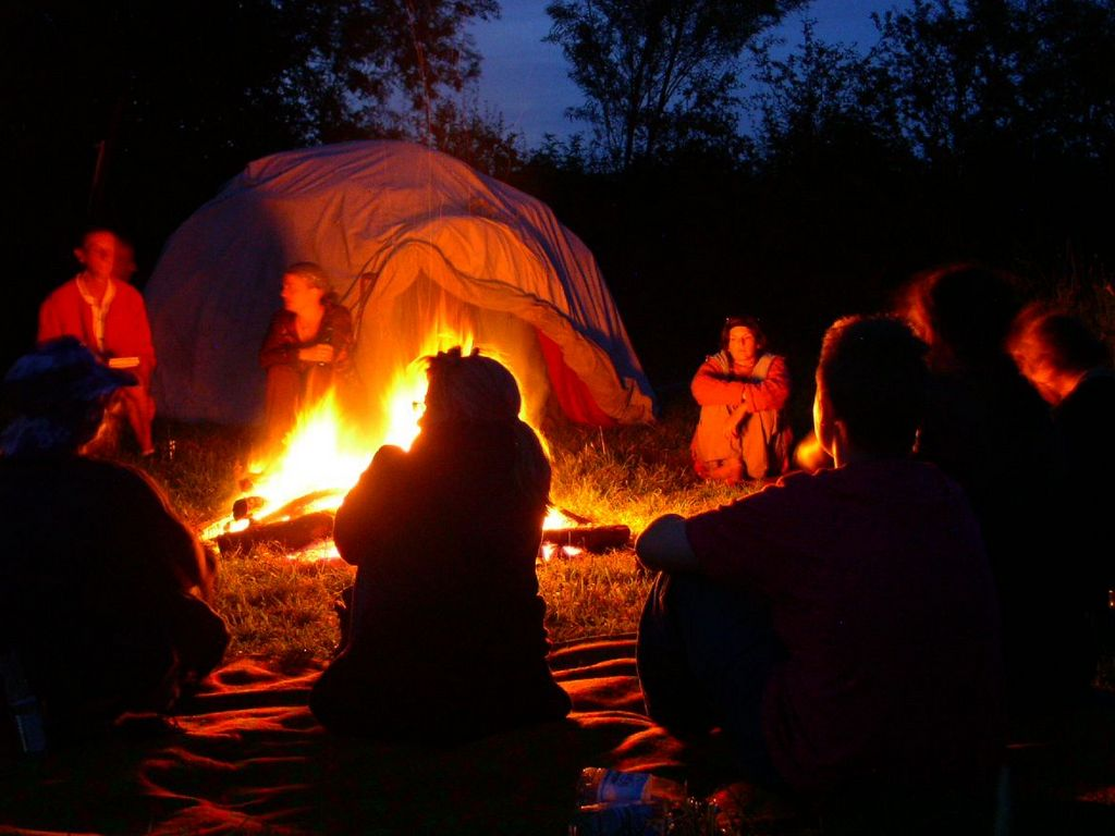 sweat lodge